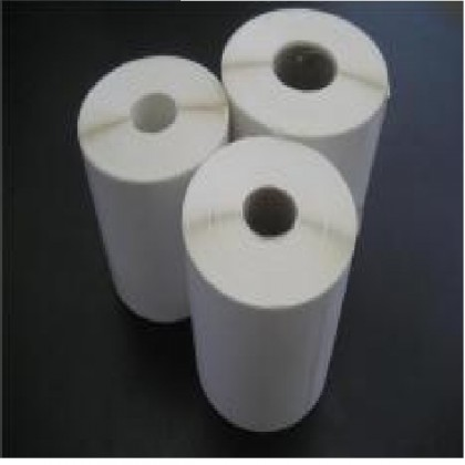 Blank Barcode Label Sticker 70Mm X 30Mm (1000 Pcs) (1-50 Rolls) - 5 rolls