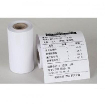 100 x Rolls 80mm 8cm Thermal Receipt White Paper Roll Rolls 80*45mm 1944.1