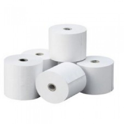 Thermal Receipt Printer Paper 57mmx 60mm (12 Rolls)