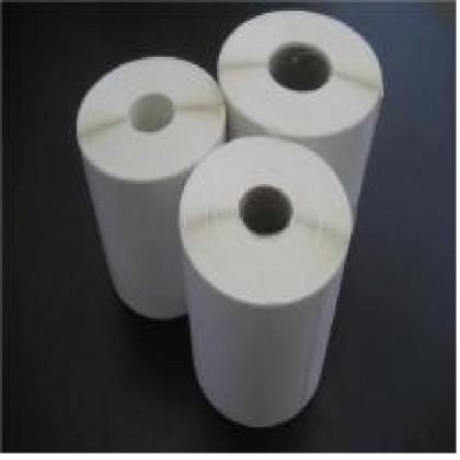 Blank Barcode Label Sticker 80Mm X 45Mm (500 Pcs) (1-50 Rolls) - 2 rolls