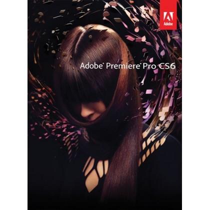 Adobe Premiere Pro CS6 installation CD with Activator