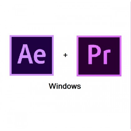 (Adobe After Effect CC + Adobe Premiere Pro CC ) 2018 For Windows