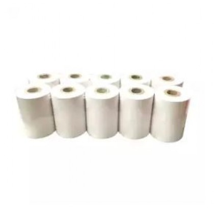 Thermal Receipt Paper Roll 57mm x 40mm for BOM POS (10rolls FREE 1roll)