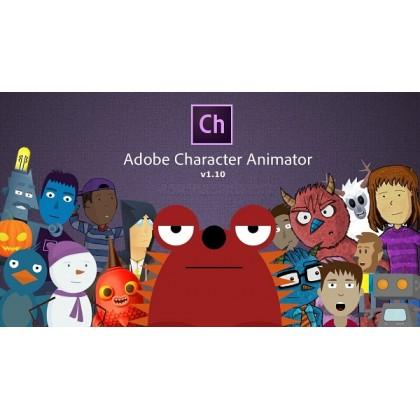 Adobe Character Animator CC 2018 (MAC)