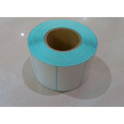 50x30mm Thermal Paper Barcode Label Sticker
