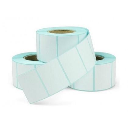 Barcode Sticker Label Thermal Paper Bar Code Sticker Paper 70x30mm