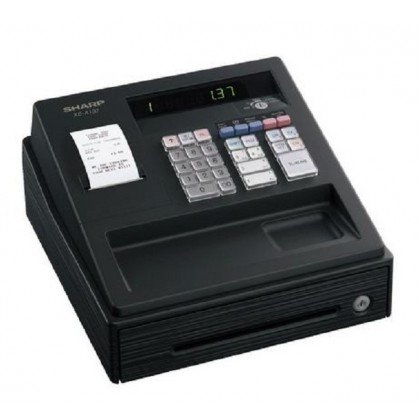 Sharp XE-A137 Electronic Cash Register Mesin Cashier