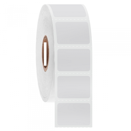 Thermal Barcode Label Sticker 25mm x 15mm (1000pcs) (1roll)