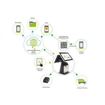 Bom Android Pos System-Advanced Cash Register (Outdoor/Van Sales Version)