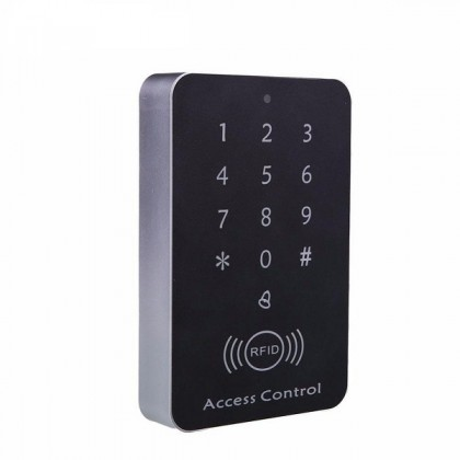 125KHz 12V Door RFID ID Card Password Access Control Controller with Keypad