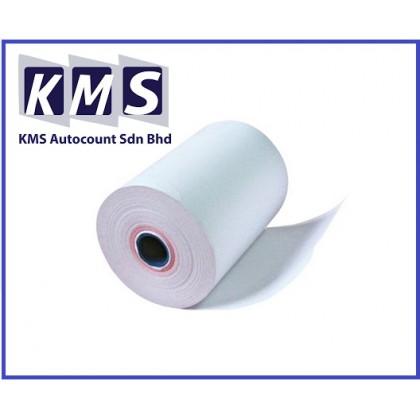 Thermal Receipt Printer Paper Roll 80mm x 60mm x 12mm (4 Rolls)