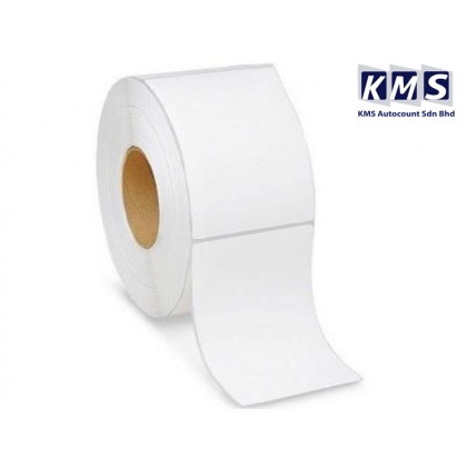 (1 Roll) 100mm x 150mm Thermal Barcode Label Sticker (500 PCS)