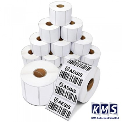 (Whole box sale)All Size Quality Barcode Label Sticker Paper for Thermal Printer