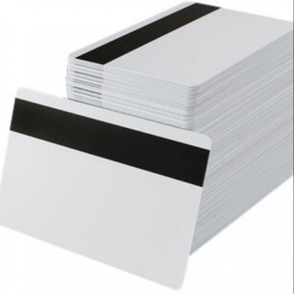 PVC magnetic stripe card from US [READY STOCK]