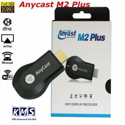 Anycast M2 Plus Ezcast Wireless Wifi HDMI TV DLNA Airplay