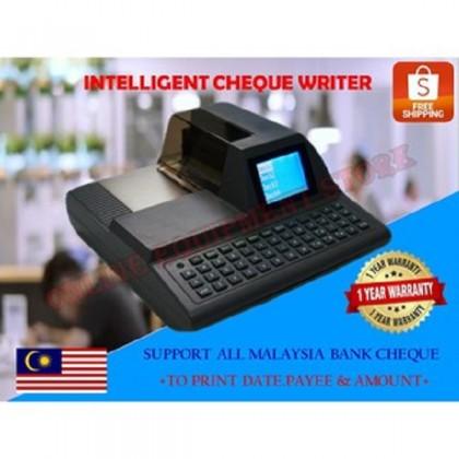 Intelligent Cheque Writer Machine / Intelligent Check writer EC1 / EC-1 Electronic Cheque Writer / Printing Cek Printer