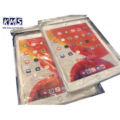 Apple Ipad Air 2/3/4 9.7 Case Transparent Slim Silicone Soft TPU Tablet Computer