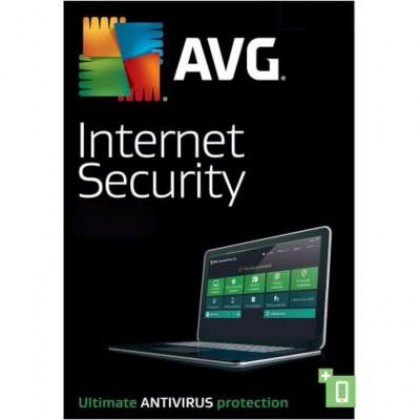 AVG Internet Security 2018 - 2 Years Unlimited Device - Download