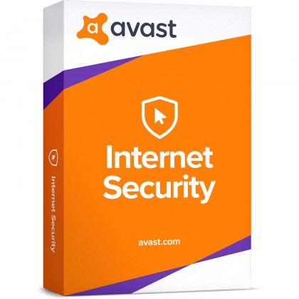 Avast Internet Security 2018 - 1 Year 3 PC - Download